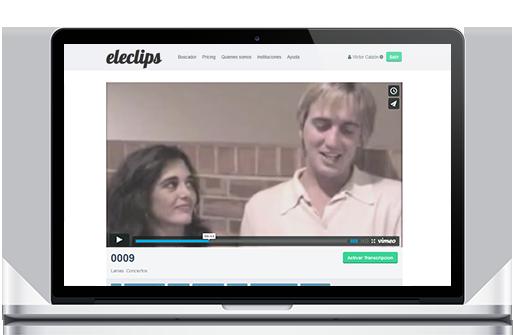 Eleclips vídeo